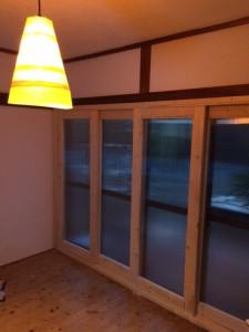 DIY内窓づくり (3)