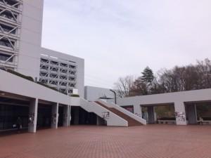 中央大学八王子キャンパス (1)